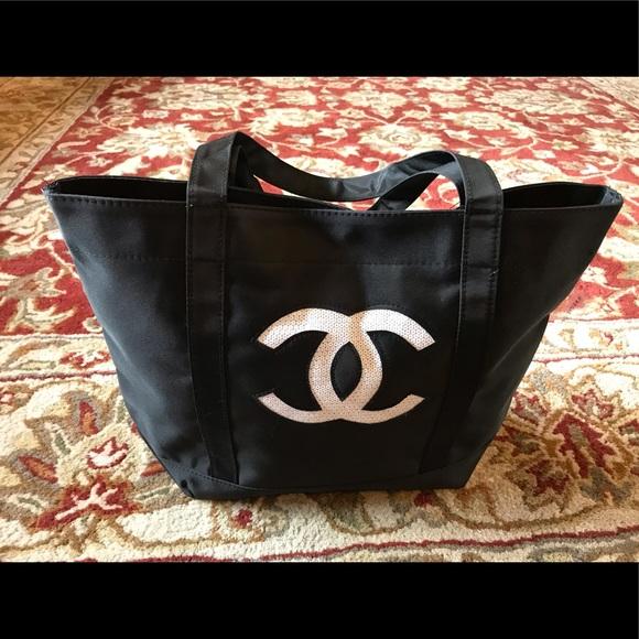 8a176a1b30f3 CHANEL Bags | Precision Beaute Vip Tote Bag | Poshmark
